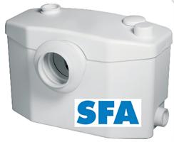 Канализационные установки SFA