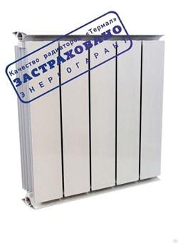 Радиатор алюминиевый Термал Стандарт Плюс РАППТ 500 5 секций