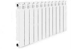 Радиатор биметаллический ВИТАТЕРМ 350 10 секций  - фото 4572
