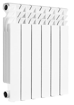Биметаллический радиатор GERMANIUM 350/80 8 секций