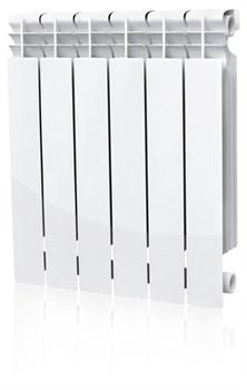 Биметаллический радиатор GERMANIUM 500/80 8 секций