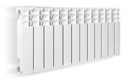Биметаллический радиатор OASIS 350/80 12 секций  - фото 4617