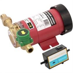 Насос повышающий давление автоматический Jemix W15GR-15 A - фото 5323