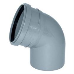Отвод канализационный 110х67