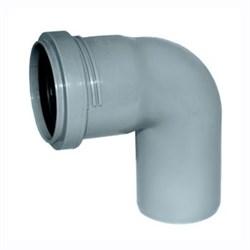 Отвод канализационный 50х90