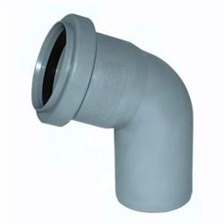 Отвод канализационный 50х67