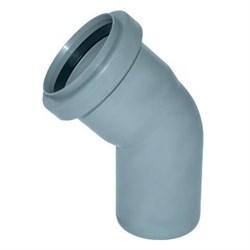 Отвод канализационный 50х45