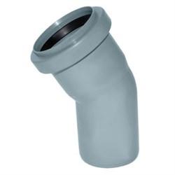 Отвод канализационный 50х30