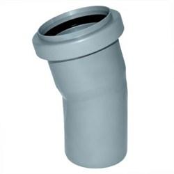 Отвод канализационный 50х15