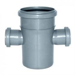 Крестовина канализационная 110х50х50х90 - фото 5631