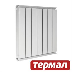 Алюминиевый Радиатор Термал рап 500 4 секции Златмаш