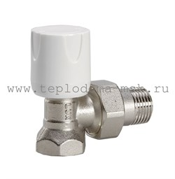 Клапан регулирующий угловой Luxor RS 102 1/2
