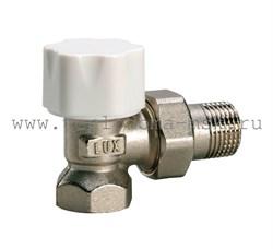 Клапан термостатический угловой Luxor RS 202 1/2