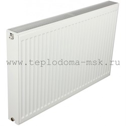 Стальной панельный радиатор COPA Standart 11 500х400 боковое подключение - фото 6903