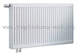 Стальной панельный радиатор COPA Universal 22 VR 300х500 нижнее подключение - фото 6952