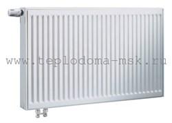 Стальной панельный радиатор COPA Universal 22 VR 300х1200 нижнее подключение - фото 6958