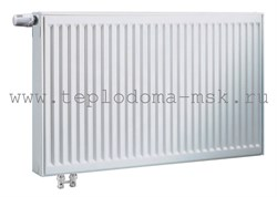 Стальной панельный радиатор COPA Universal 22 VR 300х1400 нижнее подключение - фото 6959