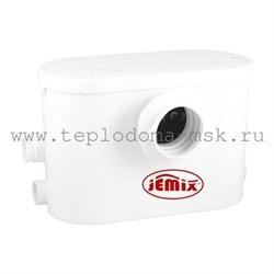 Канализационный туалетный насос измельчитель Jemix STP-400 lux