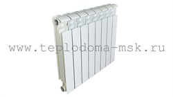 Алюминиевый радиатор GEKON AL 500 1 секция - фото 7230