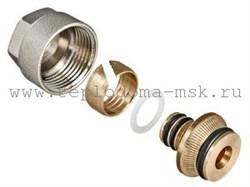 Фитинг коллекторный для металлополимерной трубы VALTEC 16х3/4