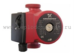Насос циркуляционный Grundfos UPS 25-40 130