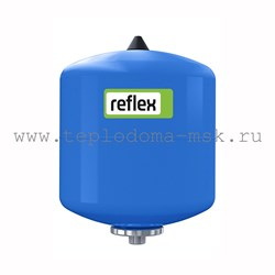 Гидроаккумулятор вертикальный REFLEX DE 8