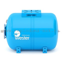 Гидроаккумулятор горизонтальный Wester WAO 50