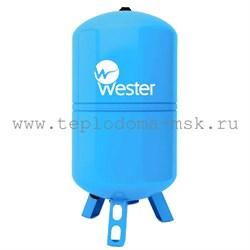 Гидроаккумулятор вертикальный Wester WAV 100
