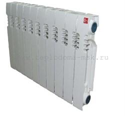 Чугунный радиатор STI НОВА 300 2 секции