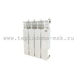Биметаллический радиатор STI 350 80, 8 секций