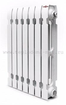 Чугунный радиатор Konner Modern 500, 4 секции