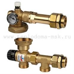 STOUT Насосно-смесительный узел с термостатическим клапаном (SDG-0020-004000)