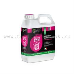 Реагент для очистки систем отопления на любом антифризе HeatGuardex CLEANER 828 R, 1 л