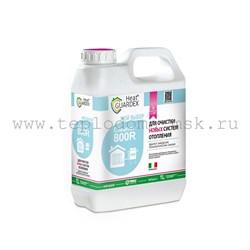 Реагент для очистки систем отопления HeatGuardex CLEANER 800 R, 1 л