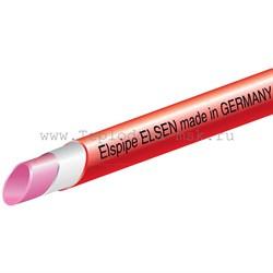 Труба для теплого пола ELSEN Elspipe PE-RT II, 16x2.0, бухта 500 м. - фото 9950