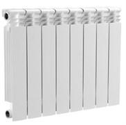 Биметаллический радиатор ВИТАТЕРМ 500 6 секций
