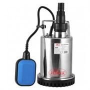 Дренажный поплавковый насос для откачки воды Jemix SGP 550