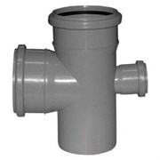 Крестовина канализационная 110х110х50х90