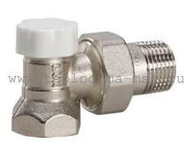 Клапан запорный угловой Luxor DS 122 3/4