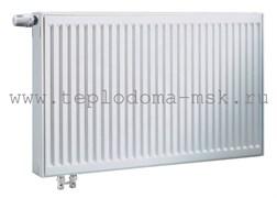 Стальной панельный радиатор COPA Universal 22 VR 300х400 нижнее подключение