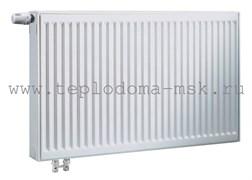 Стальной панельный радиатор COPA Universal 22 VR 300х600 нижнее подключение
