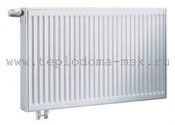 Стальной панельный радиатор COPA Universal 22 VR 300х1000 нижнее подключение