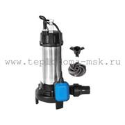 Фекальный насос с измельчителем Jemix CUT-1500