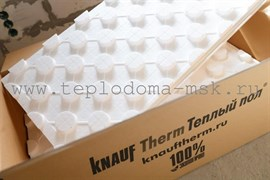 Маты Knauf Therm теплый пол