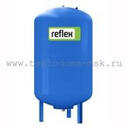 Гидроаккумулятор вертикальный REFLEX DE 100