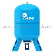 Гидроаккумулятор вертикальный Wester WAV 50