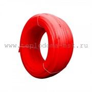 Полиэтиленовая труба PE-RT VALFEX (красная) 16х2,0