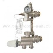 Насосно-смесительный узел для теплого водяного пола TIM-JH-1036