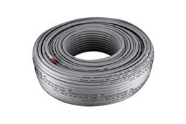 Труба с алюминиевым слоем и кислородным барьером PEX-b TiM 16х2,0 мм Stabil