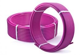 Труба из сшитого полиэтилена TIM PEX-B 20х2.8 мм Pink
